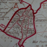 Book of Survey and Distribution - Maps of Athenry