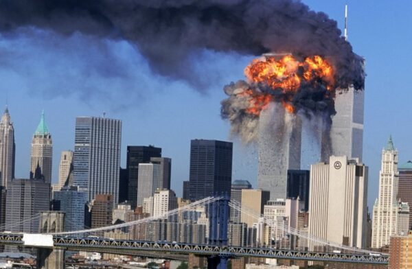 Martin Kelly just about survived September 11th