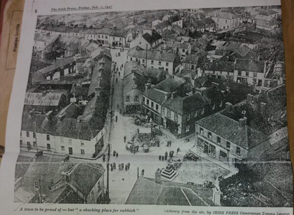 Industrial Athenry in the 1940 to 1950