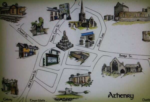 Athenry A Medieval Town