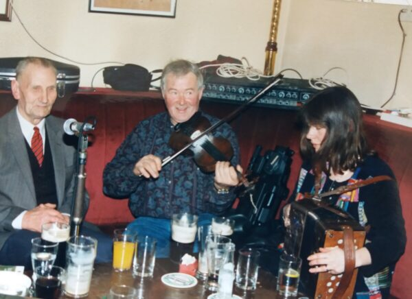 """William """"Bill"""" O'Toole: Musican in Coldwood"""