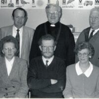 Carnaun School Boards of Management 1975 to 1991