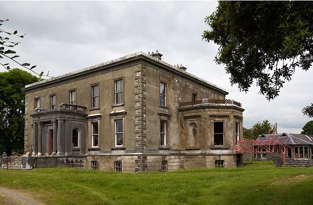 Castle Ellen House