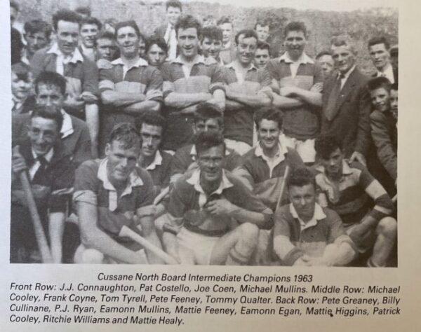 Cussane 1891 to 1991
