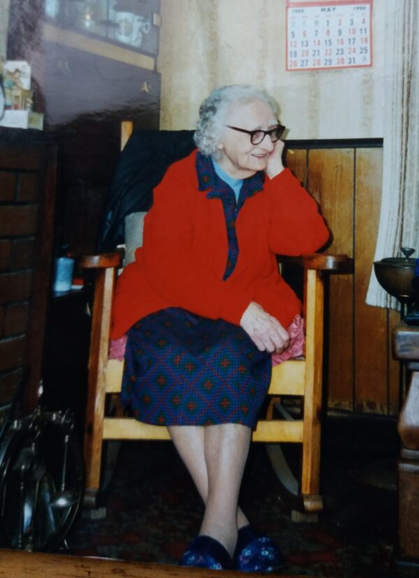 Delia Ryan talks to Vincent Murphy 1996
