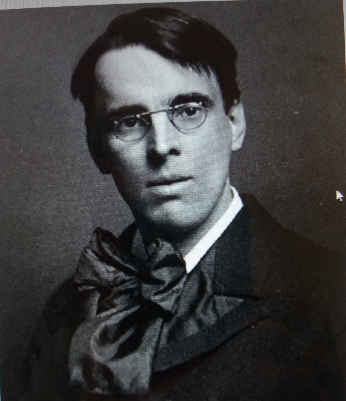 Easter Week by William Butler Yeats