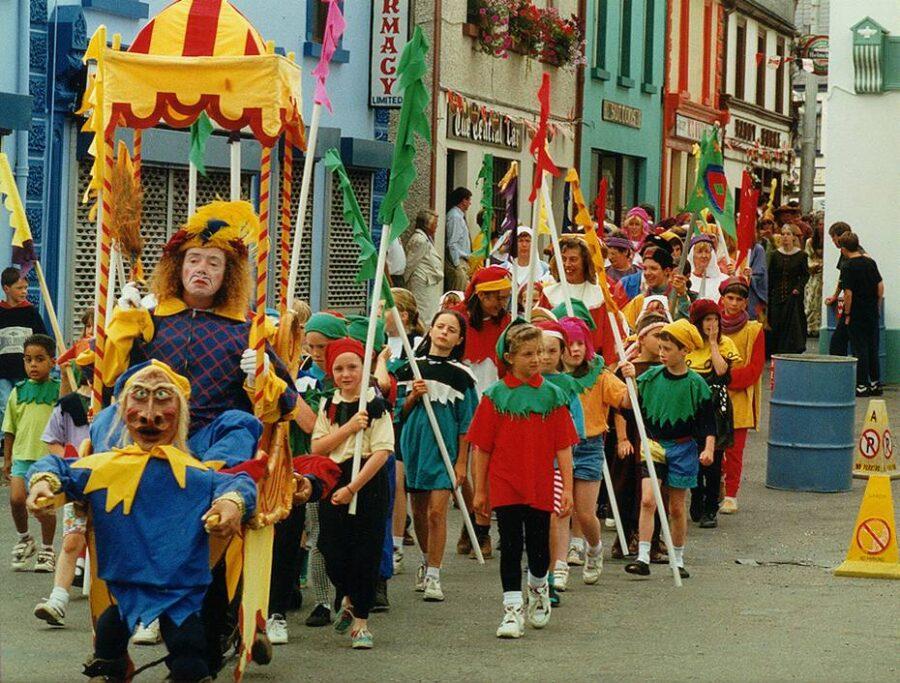 Athenry Medieval Festival 1999