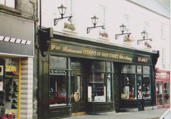 I Remember Lydons of Shop Street