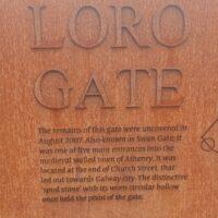 Swangate, Loro Gate, Geata Láragh