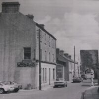 A Ramble around Athenry in the 40s Jimmy Somers 1996: Northgate Street