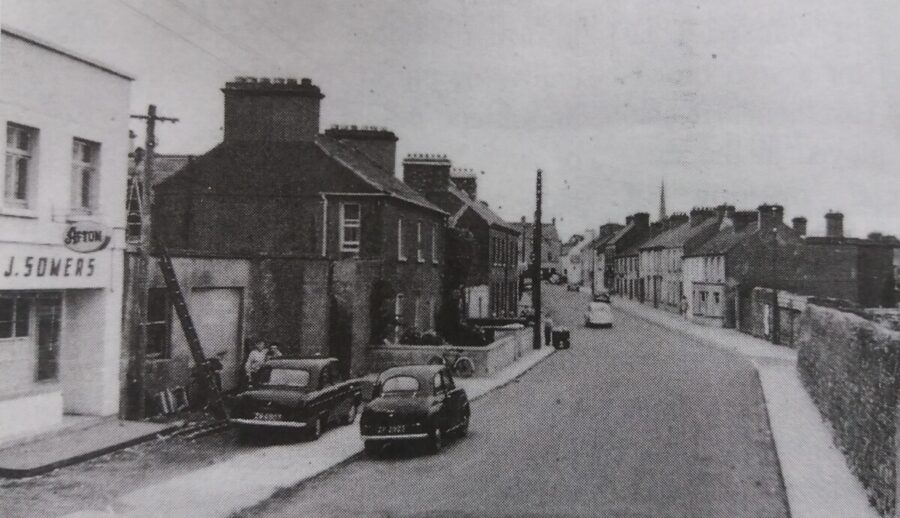 A Ramble around Athenry in the 40s Jimmy Somers 1995: Old Church Street