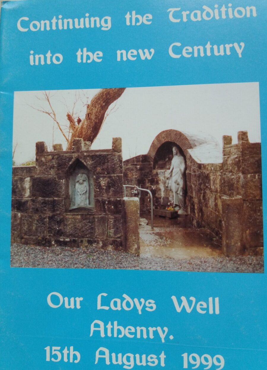 Our Lady's Well, Athenry
