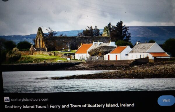 Our Trip to Scattery Island