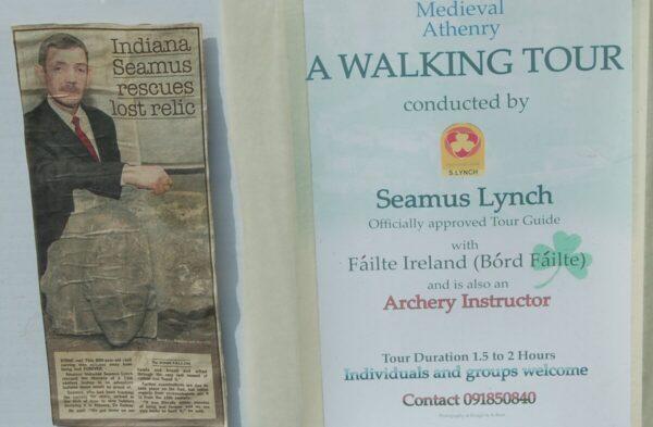 A Walk Around Athenry with Seamus Lynch 1998