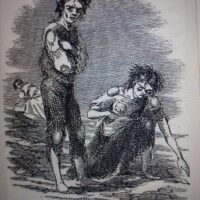 The Great Famine and its effects on Athenry