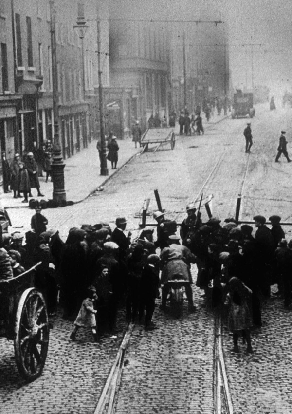 Athenry Easter Rising