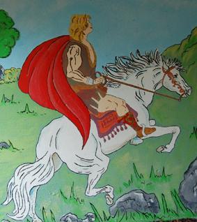 fionn mural