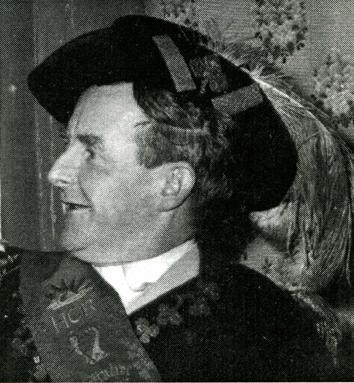 Pat Donoghue