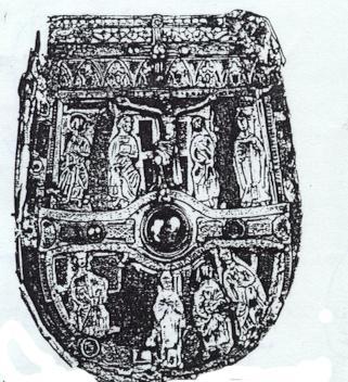The Shrine of Saint Patrick's Tooth