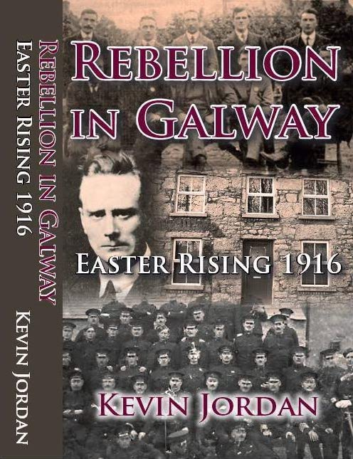 Rebellion In Galway Book