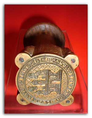 Mace and Seal of Athenry