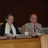 Athenry Project at United Nations